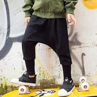 Pioneer Camp Brand Boys Diagonal Baggy Pants Pants Children Girls Autumn Winter Long Trousers Kids Sportswear