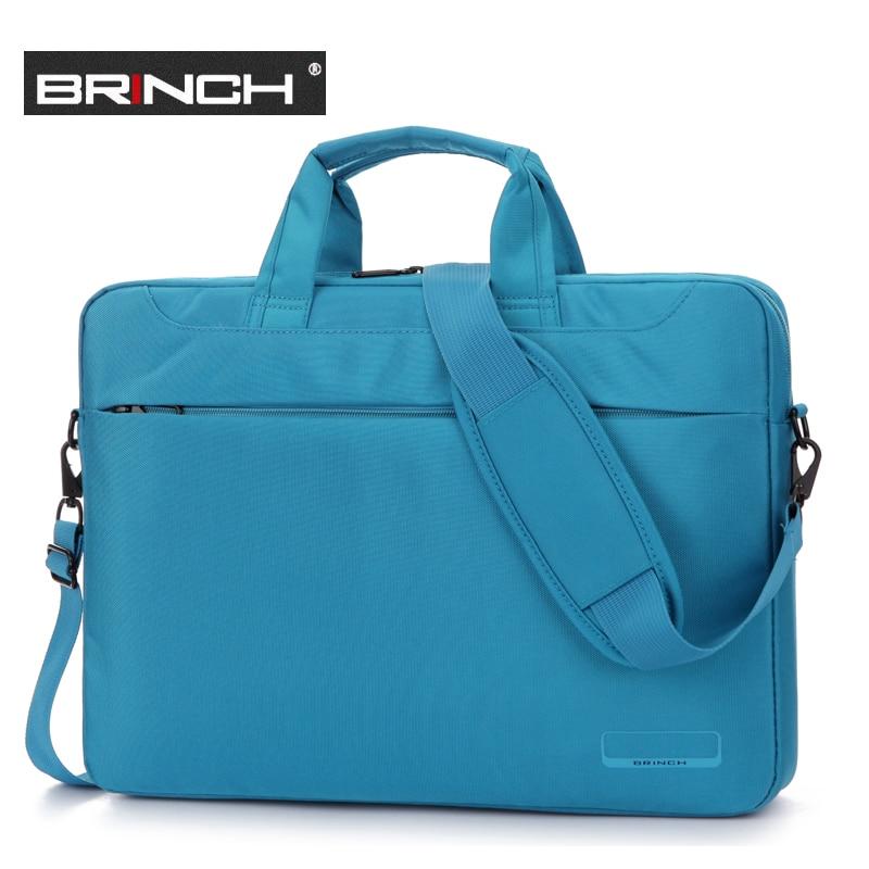 Woman Laptop Shoulder Bag Protective Case Pouch Cover For Macbook Pro Air Reina 13.3 Inch Handbag pink Brwon Black Purple color pink solid color off shoulder crop bodycon sweaters vests