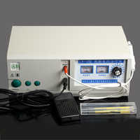 High Frequency Electrocautery Therapeutic Apparatus Cosmetic Surgery Electric Knife Electrocoagulation Hemostat Y