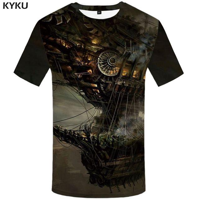 KYKU Slipknot Tshirt Men...