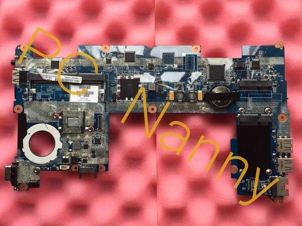 ФОТО 608951-001 DANM6DMB6D0 LAPTOP motherboard For hp mini 210 DDR3 Intel Atom N450 High quality