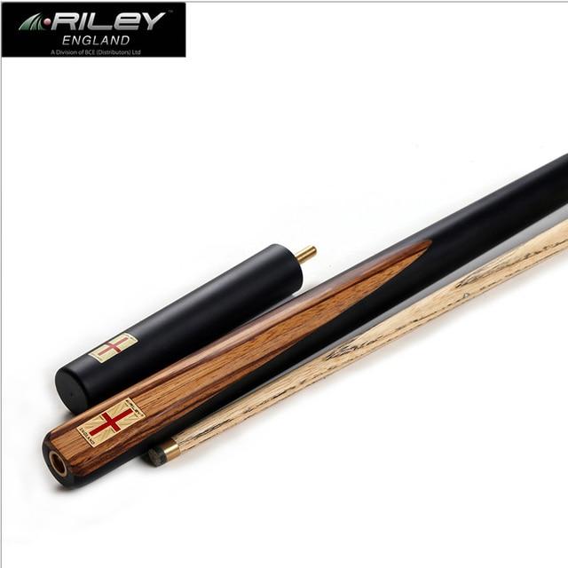 Riley Res 100 Model 3 4 Snooker Cue Case Set 9 5mm Tip Black 8 In