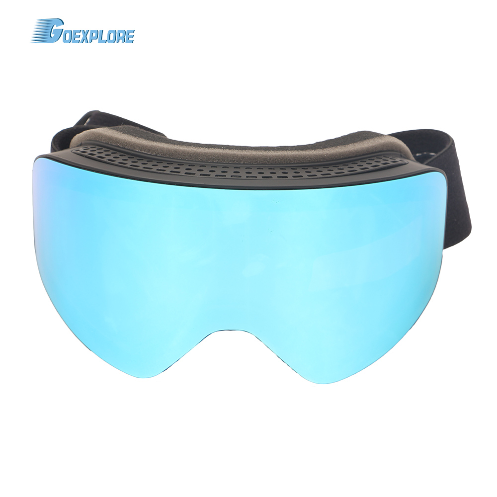 Goexplore Ski Goggles Men Windproof Snow Glasses Ski Gear Spherical lens UV protect Anti-fog Snowboard Skiing Eyewear Women