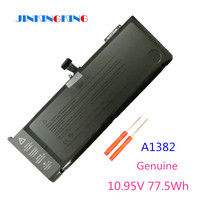 """10.95V 77.5Wh A1382 A1286 Laptop Battery For Apple Macbook Pro 15"""" Core i7   Early 2011 Late 2011 Mid2012 A1382 A1286