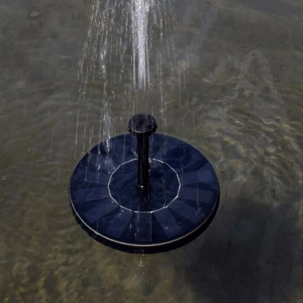 Solar Fountain Solar Water Fountain Pump For Garden Pool