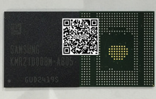 2pcs/lot For Samsung NOTE4 Note 4 N9100 N910F N910P N915F eMMC memory nand flash chip IC with programmed firmware