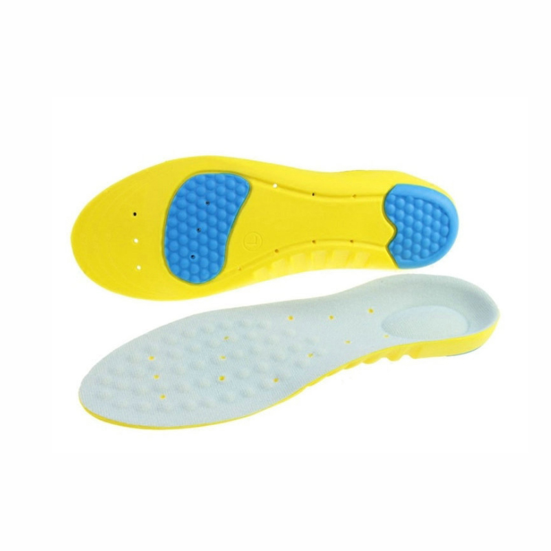 New Memory Insoles Foam Orthotics Arch Pain Relief Support Shoes Insoles Insert Pads Sports