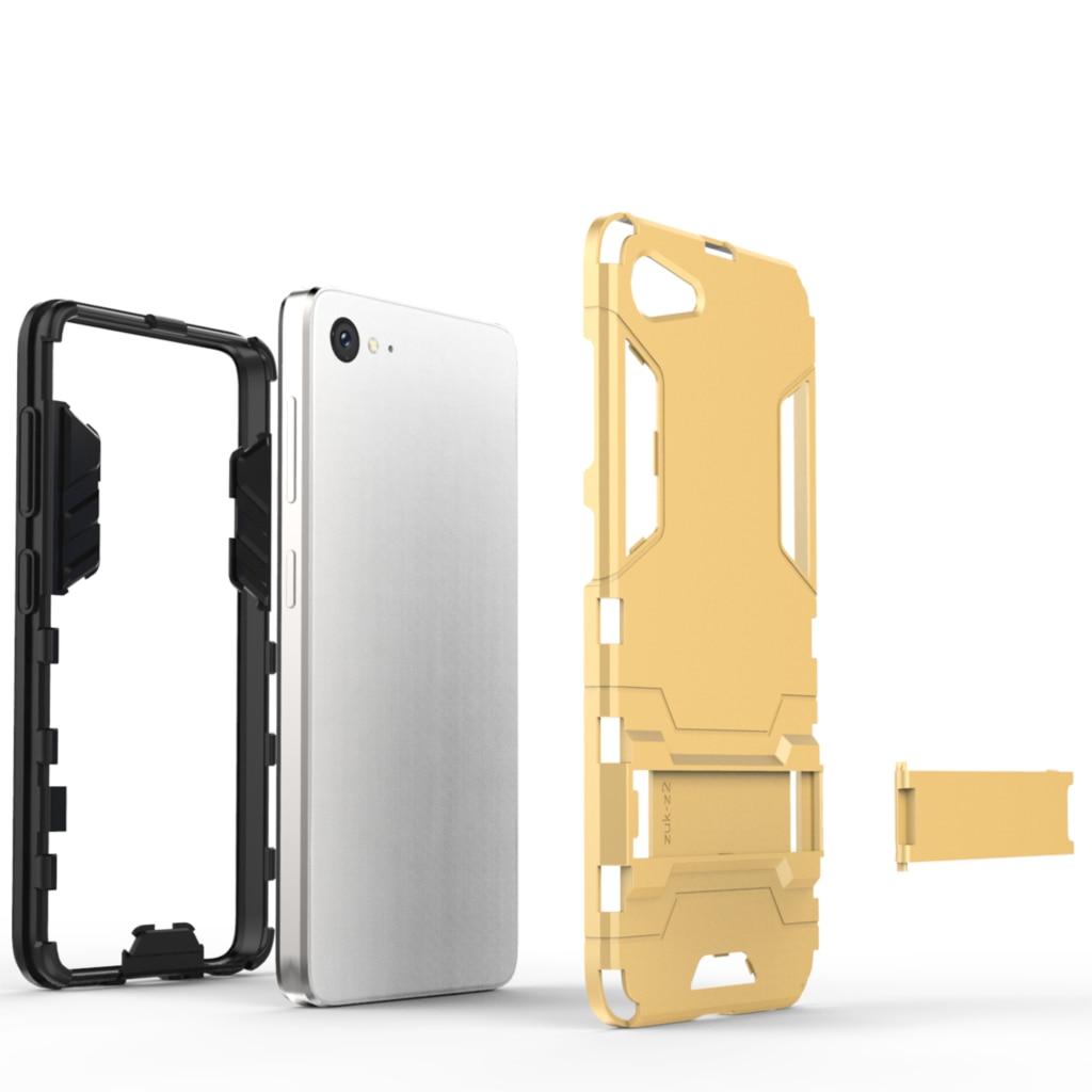 Wolfsay dla lenovo zuk z2 case slim armor robot telefon case dla lenovo z2 pokrywa dla lenovo zuk z2, odporna na wstrząsy gumowe twarde Fundas] 6