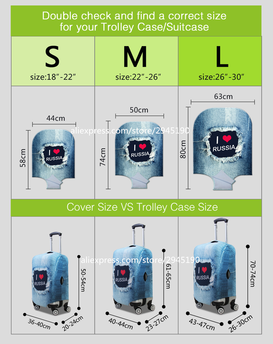 -luggage protective cover suitcase cover (3)_