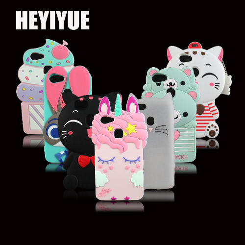 size 40 2756b 4263d US $3.62 |For OPPO F5 3D Silicon Cat Cupcake Bunny Unicorn Cartoon Soft  Phone Back Skin Cover Case for OPPO F5-in Half-wrapped Case from Cellphones  & ...