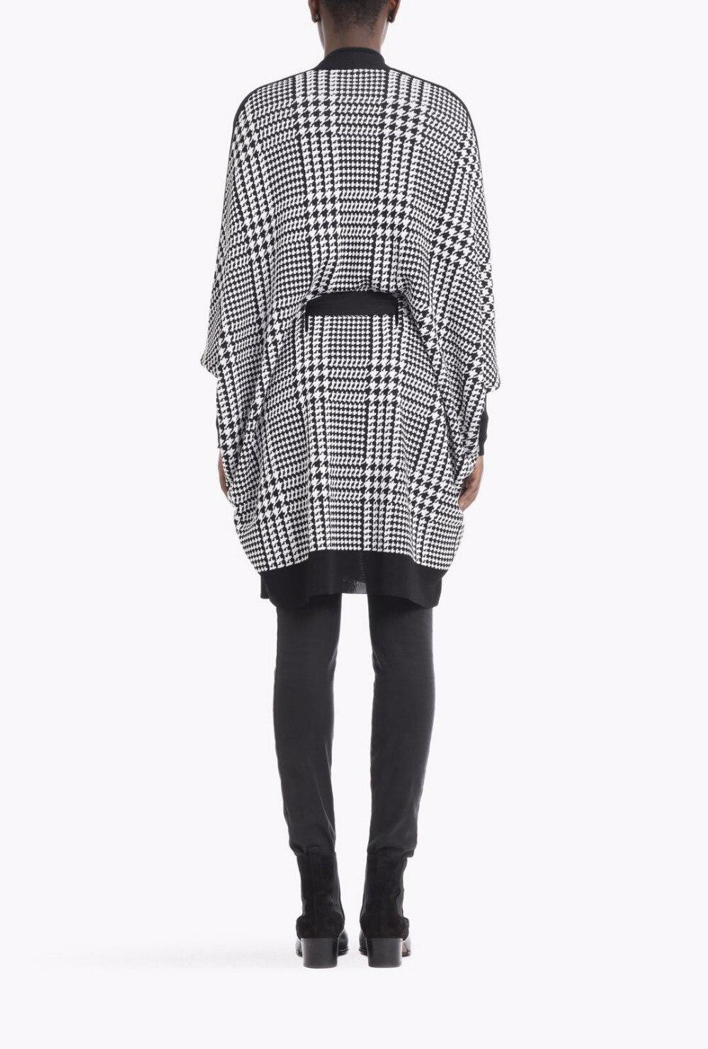 Éclat Col Mode Longues Beauté Profond De Robe 2018 Bandage Jacquard Manches Mini Taille Photo As V Nouveau Tied r0UrBq