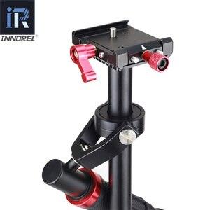 Image 4 - SP50 Aluminum alloy mini steadicam handheld stabilizer Portable video steadycam for Canon Nikon Sony DSLR camera Better than S40