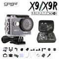 Cymye action camera X9 and X9R (OEM by Eken H9)remote Ultra HD 4K WiFi 1080P 60fps 2.0 LCD 170D sports go camera pro waterproof