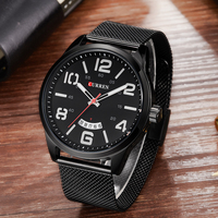 CURREN 8236 Luxury Brand Analog Display Date Men S Quartz Watch Casual Watch Men Watches Relogio