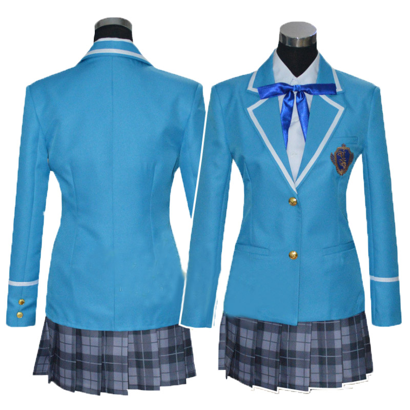 Ensemble Stars Transfer Student Girls Offering Uniform Cosplay