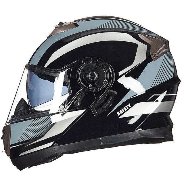Motorcycle Helmet Brands >> Gxt Brand Double Lens Motorcycle Helmet For Adults M L Xl Size Availabel Dot Motobike Helmet In Helmets From Automobiles Motorcycles On