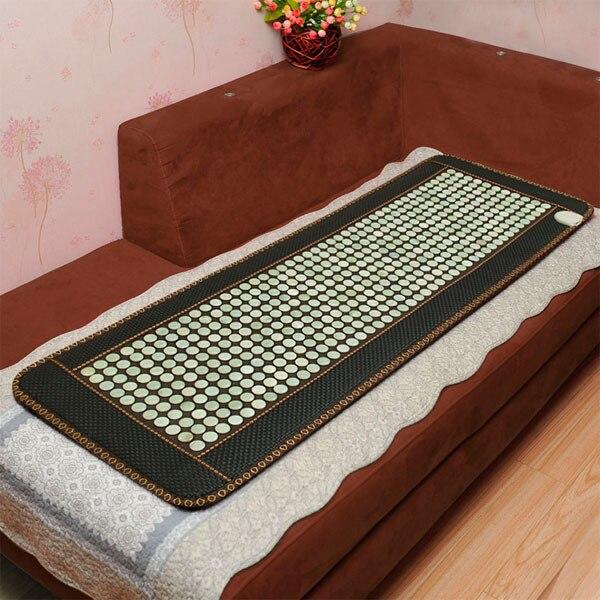 2017 Hot Thermal Jade Mattress Soft Infrared Heated Mat Korea Sofa Sleeping Bed