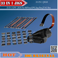 NOVO 33 EM 1 GPG GABARITOS FÁCEIS 33IN 1 Para caixa Riff JPIN, GPG Jtag Box, Caixa JTAG Frete grátis