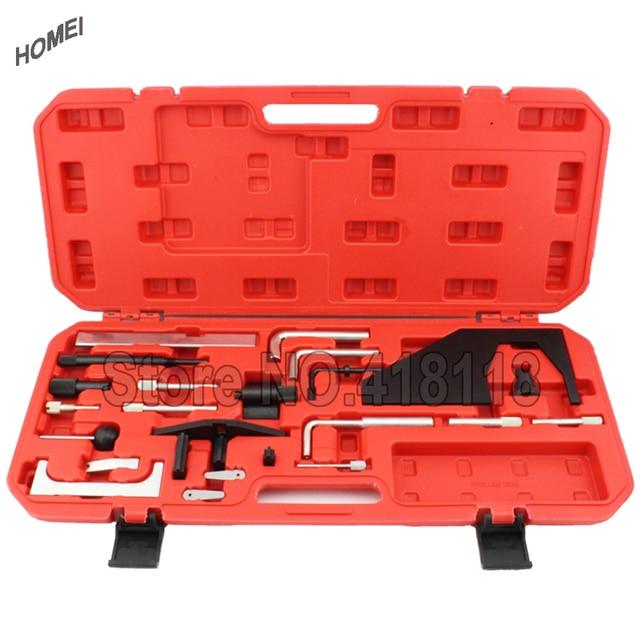 Petrol Diesel engine timing locking tool kit camshaft tool set for Ford / Fiesta / Puma