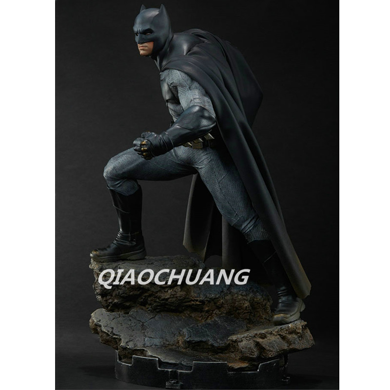 Statue Avengers Batman: The Dark Knight 1:2 Bust Superhero Bruce Wayne Full-Length Portrait Resin Collectible Mode Toy W253 mary pope osborne magic tree house 2 the knight at dawn full color edition