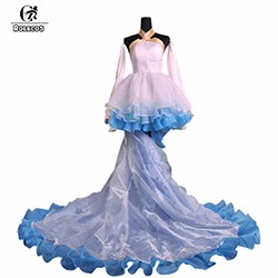 White-Blue-Anime-Vocaloid-Hatsune-Miku-Cosplay-Costume-Princess-Outfit-CC-0022-29