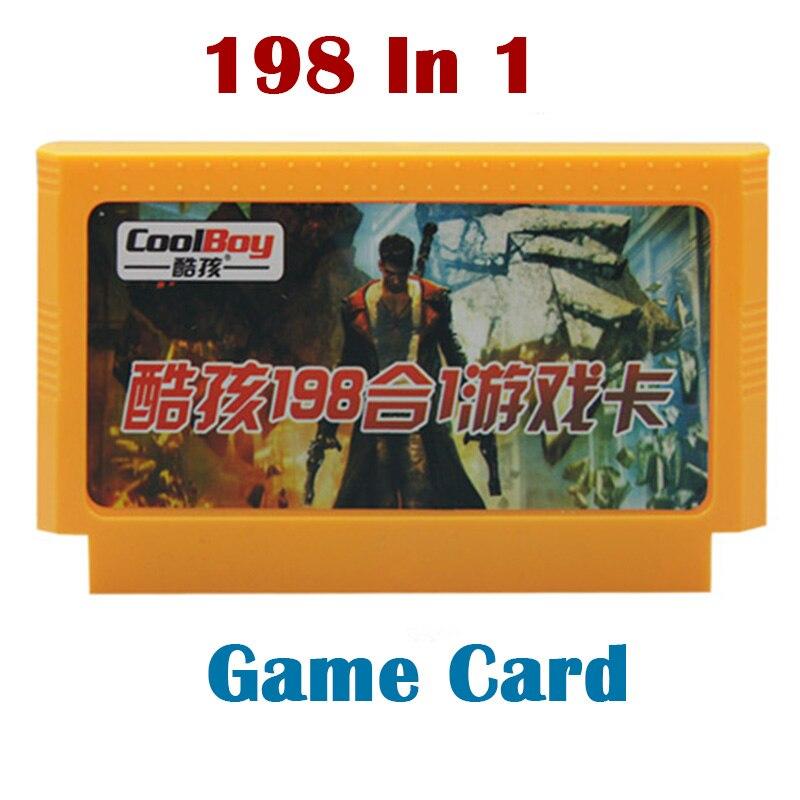 fc 8-bit game card