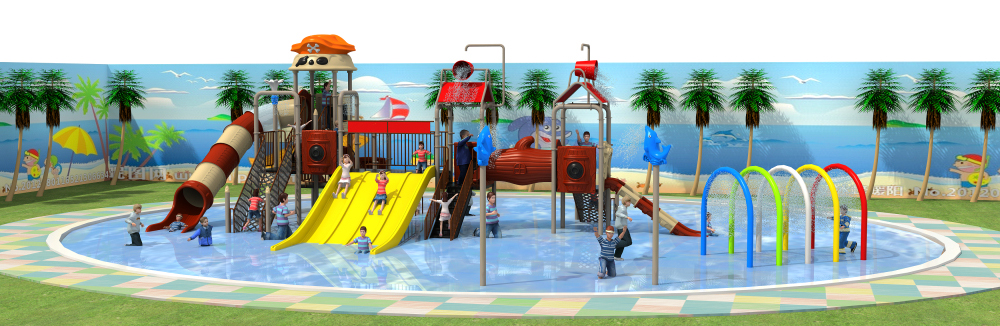 water amusement park,summer amusement sports field,water games paddling fairyland
