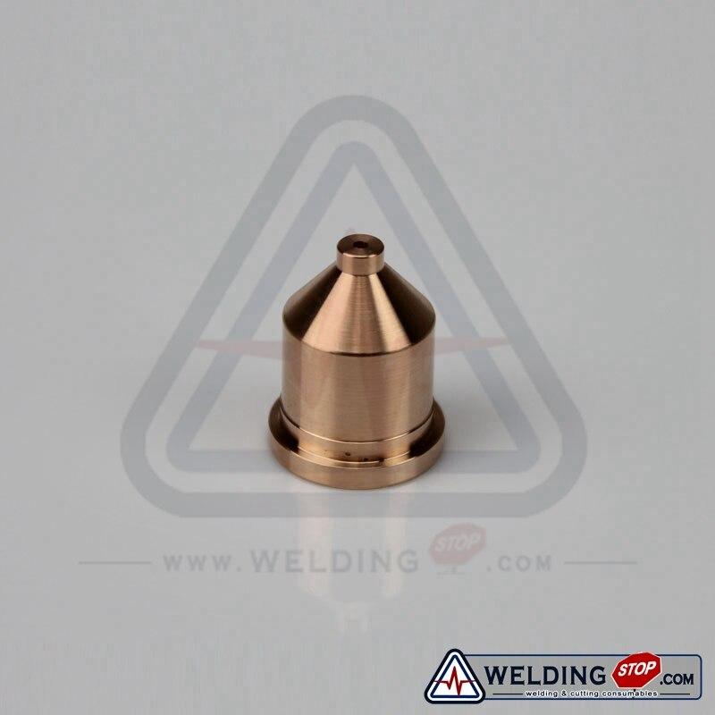 220011 Plasma Nozzle Tips Compatible Cutting Torch 1650 Consumables 10pcs