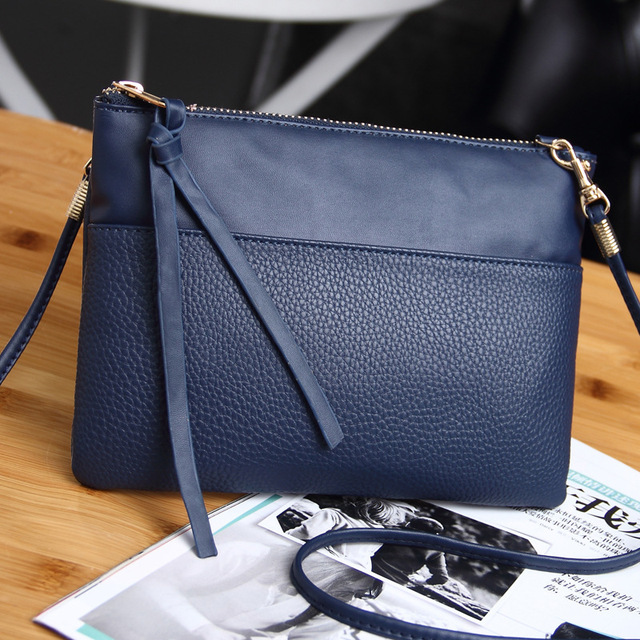 Women Crossbody Bags Small PU Leather Shoulder Messenger Bag For Mobile Phone Clutch Fine PU Leather Sling Bag 4