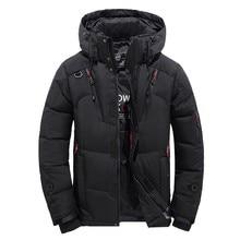 Jacket Men Casual Warm Hooded Winter Zipper Overcoat Outerwear 2018 High Quality Men's Jacket chaqueta hombre 18OCT30