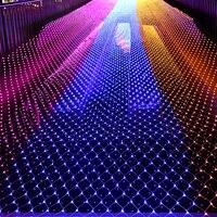 10MX1M Fairy Garden Ledstring Led Net Lights For Christmas Tree Holiday Park Hotel Street Party Wedding