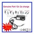 "12V 2A 2000mA AC DC Power Supply Adapter Wall Charger For Nextbase 7"" Portable TV TUM57-D US EU UK AU Plug"