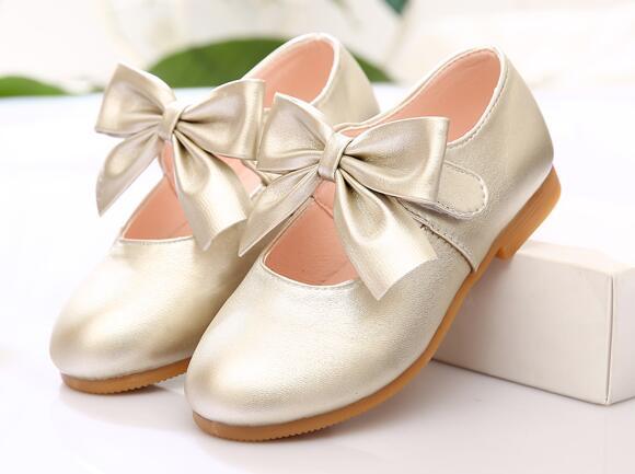Printemps filles chaussures en cuir princesse appartements enfants chaussures filles baskets mignonnes pour les filles en bas âge formateurs 6079240 - 5