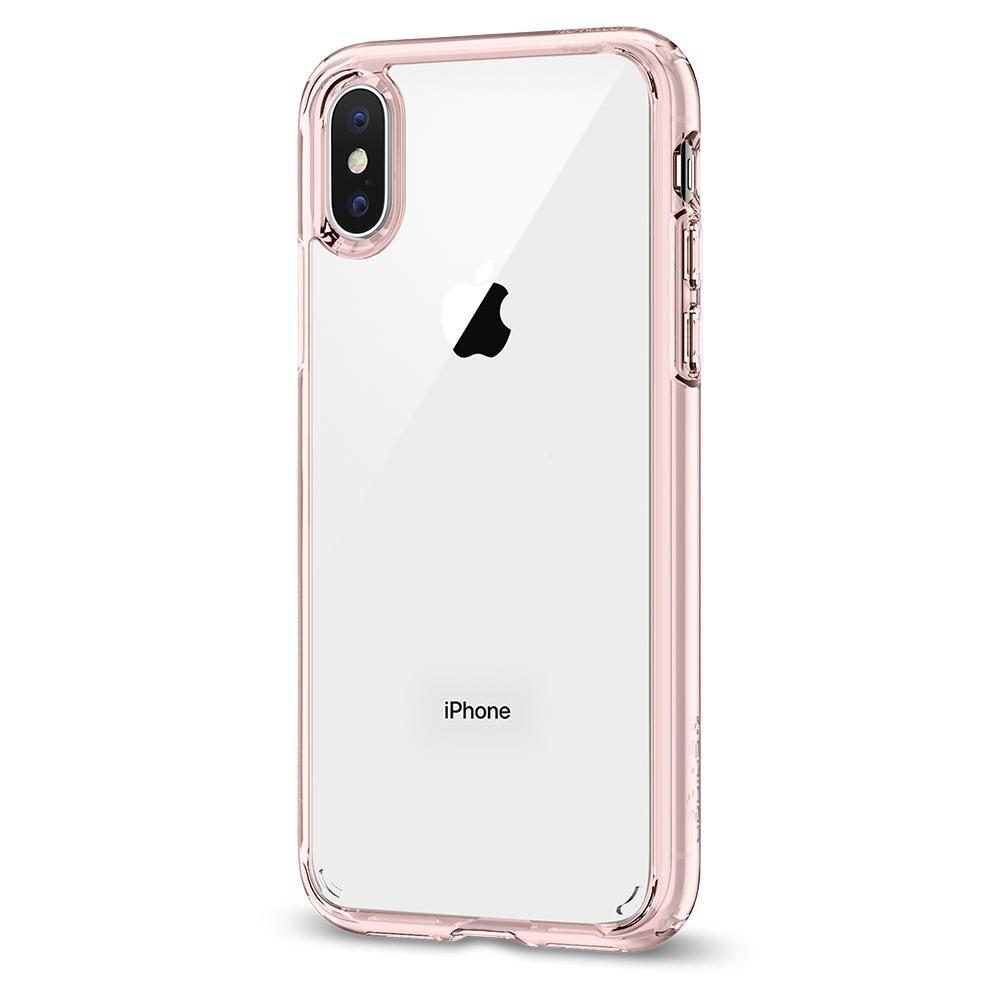 spigen clear iphone xs case