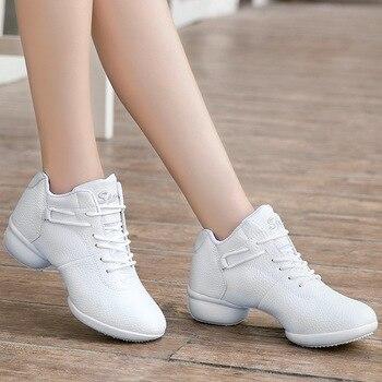 2019 Frühjahr Echtem Leder Turnschuhe Schwingen Schuhe Dame Plattform Turnschuhe Freizeit Frauen Wohnungen Loafer Weiß Krankenschwester Schuhe