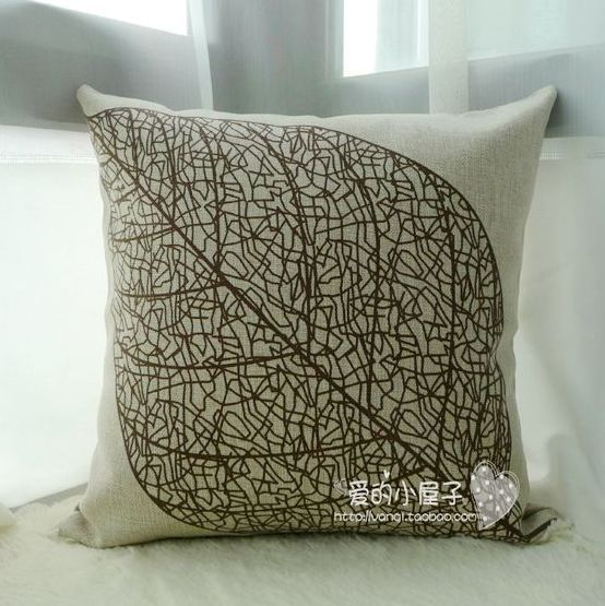 Sofa Cushion Cover Pattern