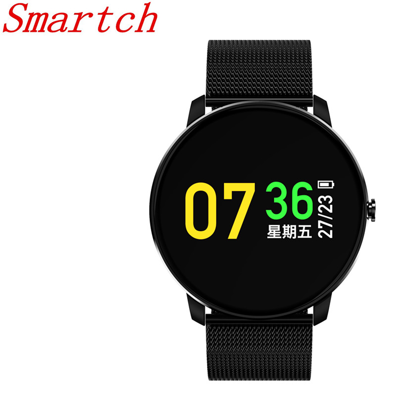 Smartch Metal strap CF007S Color Screen Sport Smart Wristband CF007 Heart Rate Blood Pressure Oxygen Waterproof Fitness Smart BrSmartch Metal strap CF007S Color Screen Sport Smart Wristband CF007 Heart Rate Blood Pressure Oxygen Waterproof Fitness Smart Br
