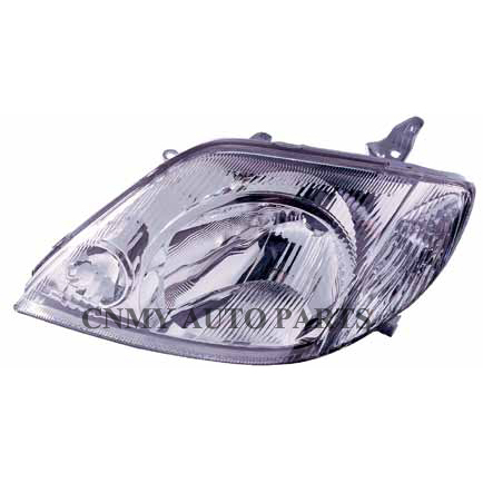 Oem Parts Jdm Headlights Headlamps For 2000 04 Toyota Corolla Sdn Fielder 2001 02 Runx Allex E120 Series