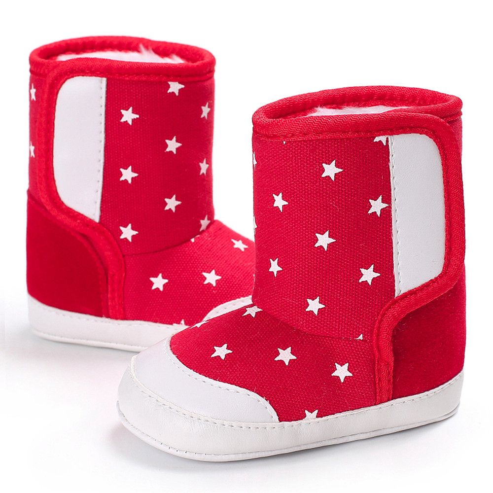 d26915f5a3b shoes for girls Booties Sneakers children footwear for newborns Soft Sole  Snow Boots home slippers baby boots for girls Tags