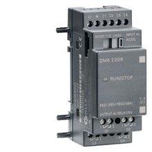 Или б/у 6ED1055-1FB00-0BA1 логотип simatic! DM8 230R, PU/I/O 230 В/230 В/релис, 4 DI/4 DO PLC логический модуль контроллера