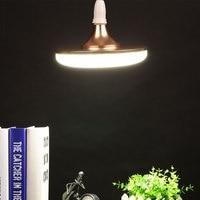 E27 4000lm 220V LED Bulbs Flying Saucer Shape Pull Down Ceiling Light Lamp