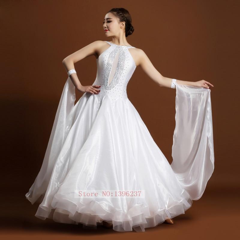 фото платья для вальса