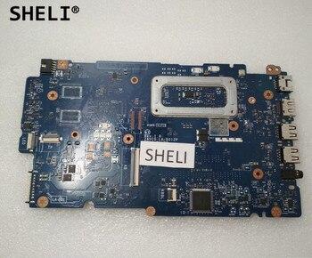SHELI For Dell 5447 5547 Motherboard with I3-4030U CPU ZAVC0 LA-B012P CN-006M0K 006M0K 06M0K