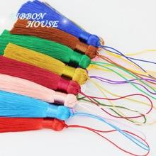 Silk tassels/earrings accessories//jewelry accessories/jewelry findings wholesale(60mm/80mm) цена