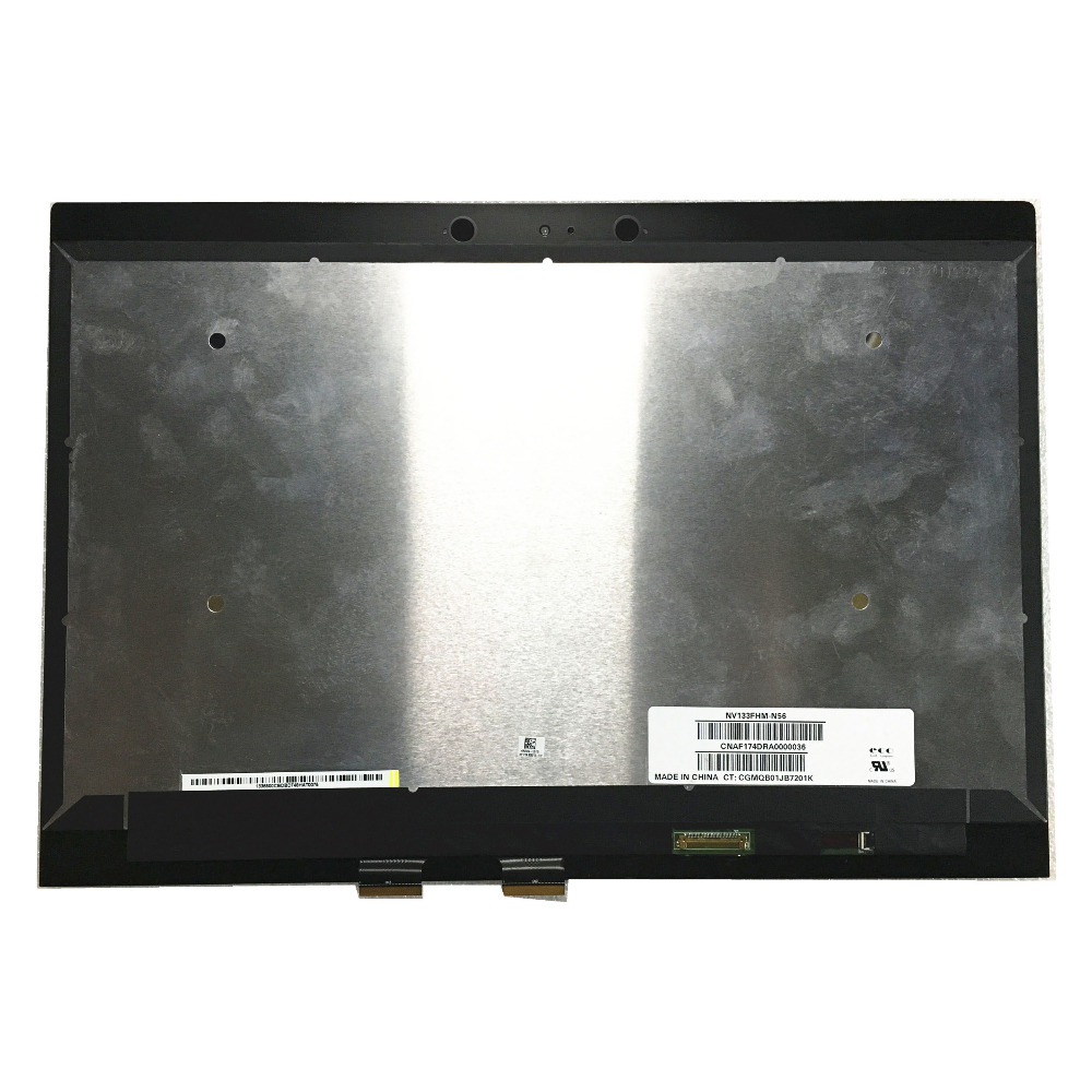 for HP Spectre X360 13 ae For NV133FHM N56 Laptop Lcd Screen Panel 13.3 LCD Touch screen Digitizer Assembly