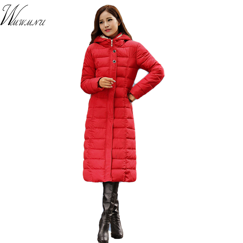 wmwmnu High-quality warm thicken winter cotton   parkas   women and plus size slim female winter jacket wonder woman winter jacket