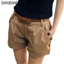 дешево!  2015 новые модные женские летние шорты короткие женщины случайные женские шорты с различным поясом