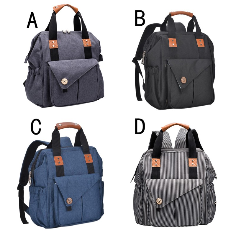 Mummy Bag Multi Function Four Piece Set Large Capacity Maternal Child Package Pregnant Women Expectant Package