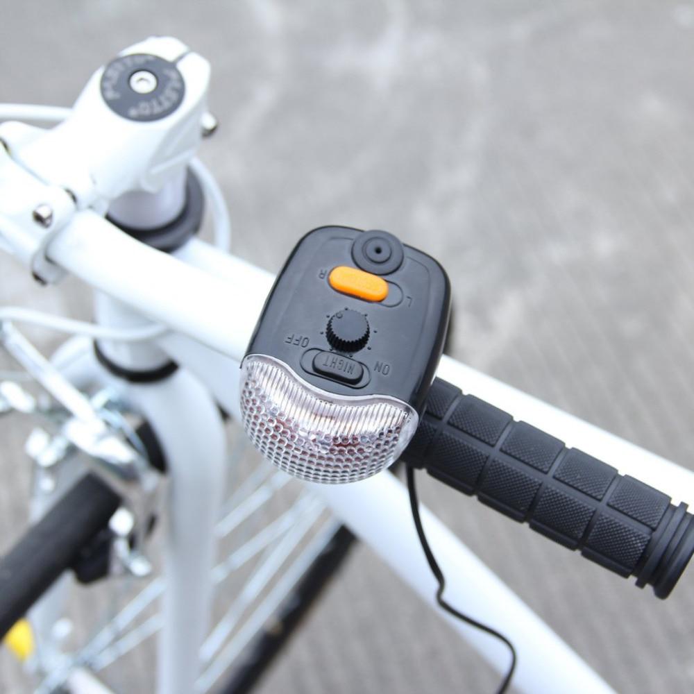 Waterproof Mountain Road Bike Cycling Rear Lamp Signal Tail Light Warning Lamp A