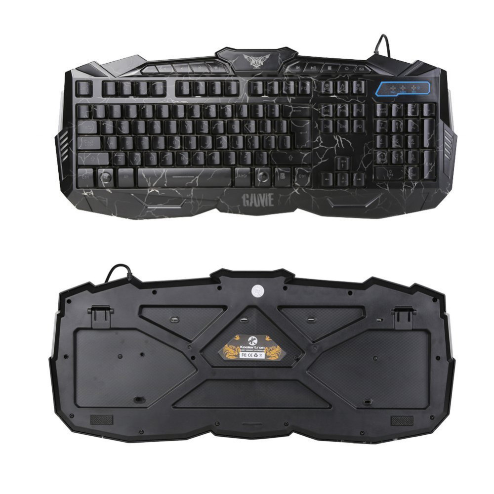 led gaming wire 2 4g keyboard and mouse set to computer multimedia gamer wireless keyboard. Black Bedroom Furniture Sets. Home Design Ideas
